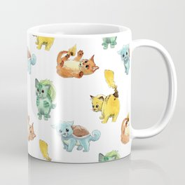 Starter Pokekittens Team Coffee Mug