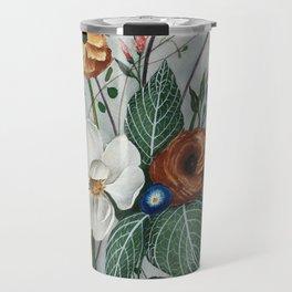 Moody Magnolia Arrangement Travel Mug
