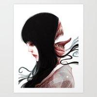Futakuchi Art Print