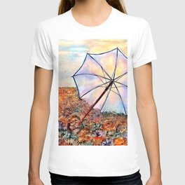 After small rain showers T-shirt