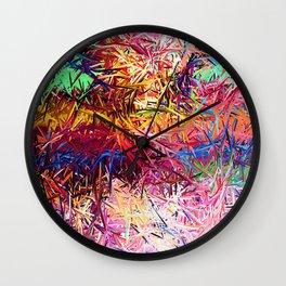 Retraaah Wall Clock