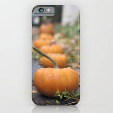 Pumkin Row iPhone 6s Slim Case