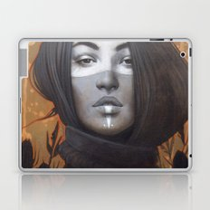 Marie-Bleue Laptop & iPad Skin