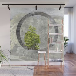 'Trees are sanctuaries' Wall Mural
