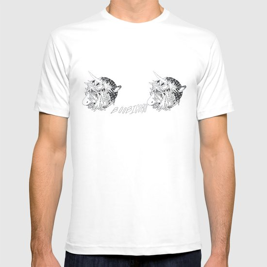 boobicorn T-shirt