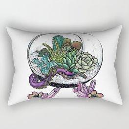 Terrarium-Tastic Rectangular Pillow