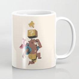 banjo block Coffee Mug