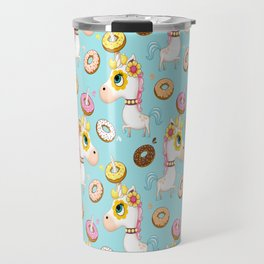SAILOR PINK Unicorn Dream Travel Mug