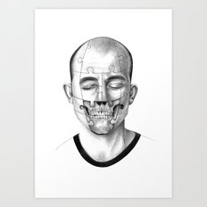 what part of me don´t you know 2# Art Print
