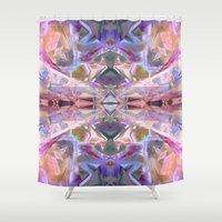 ethnic Shower Curtains featuring Ethnic by Assiyam