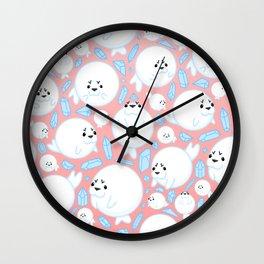 Circle Seal Wall Clock