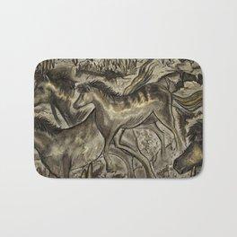 Wild Horse Cavern Bath Mat