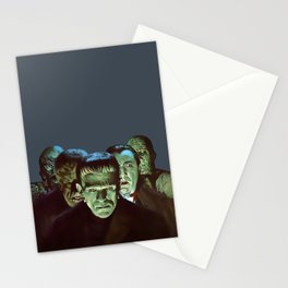 Famous Monsters Gang Stationery Cards