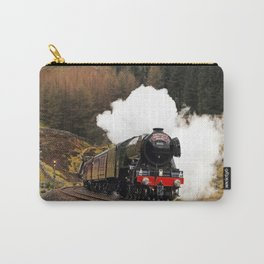 60103 Flying Scotsman at Blea Moor Carry-All Pouch