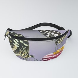 Swallow tail  or Christmas Butterfly Fanny Pack