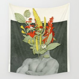 Student of Physical Culture Wall Tapestry