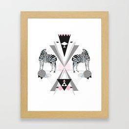 Equinox Rising Framed Art Print