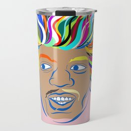 Jimi Hendrix Travel Mug