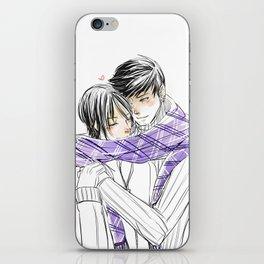Magnus & Alec iPhone Skin