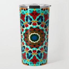 Geometric ornament Travel Mug