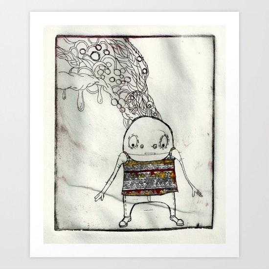 Gurt Art Print