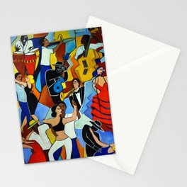 SALSA SAUVAGE Stationery Cards