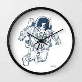 THE DOG STAR Wall Clock