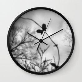 little bow song Wall Clock