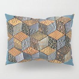 Tumbling Blocks #5 Pillow Sham