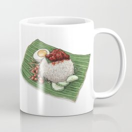 Breakfast & Brunch: Nasi Lemak Coffee Mug