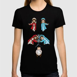 Joseph and Mary fusion gift T-shirt