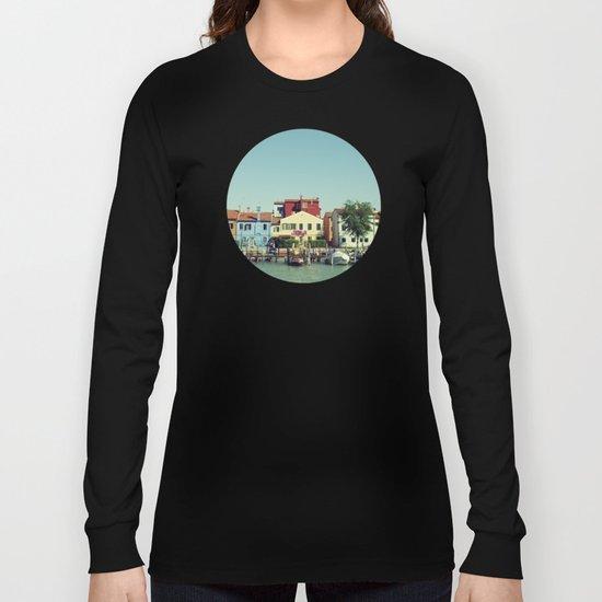 Burano, the beautiful Long Sleeve T-shirt