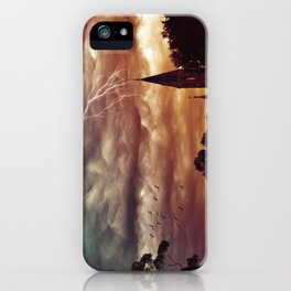 Maelstrom iPhone Case