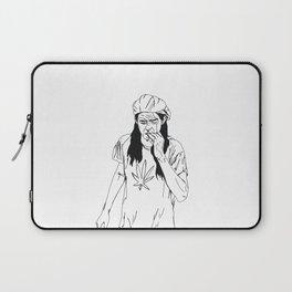 slater-san Laptop Sleeve