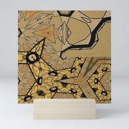 Battle of the Senses Mini Art Print