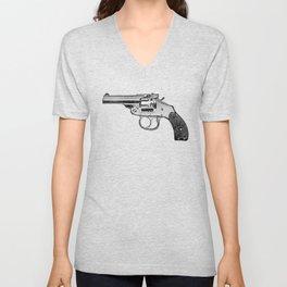 Revolver 4 Unisex V-Neck