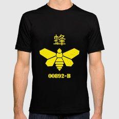 Heisenberg - Breaking Bad 892B Golden Moth Mens Fitted Tee MEDIUM Black