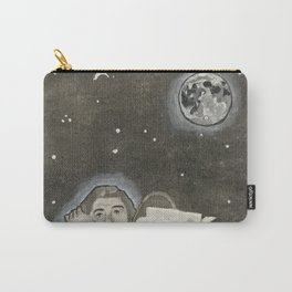 moon woman Carry-All Pouch