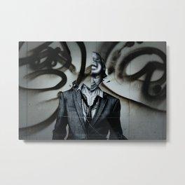 base coat Metal Print