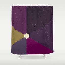 Phi Gamma 3 Shower Curtain