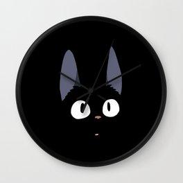 Jiji the Cat!  Wall Clock