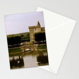 Château de Cygnes Stationery Cards