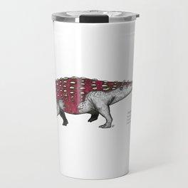 Ankylosaurus magniventris Travel Mug