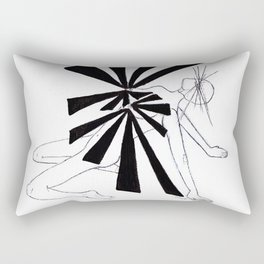 In the Nips by riendo Rectangular Pillow
