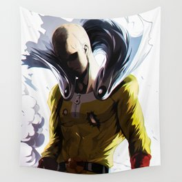 OnePunchMan Wall Tapestry