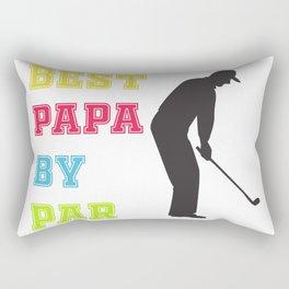 BEST PAPA BY PAR Rectangular Pillow