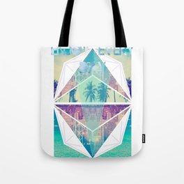 enjoy abstract Tote Bag