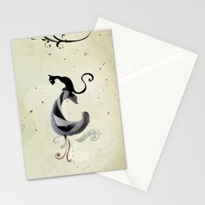 Cat Romance Stationery Cards