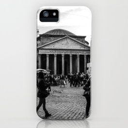 Rome: Pantheon iPhone Case
