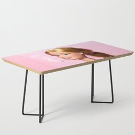 Doll Grown Up Coffee Table